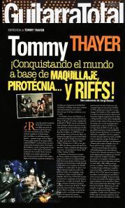 GuitarraTotal Thayer