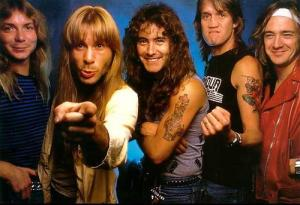 Powerslave Years