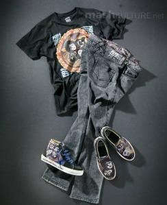 Kiss Vans Clothes & Shoes