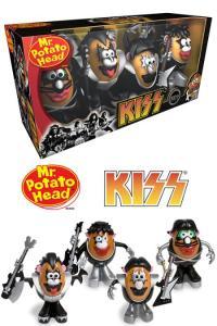 Mr Potato Kiss