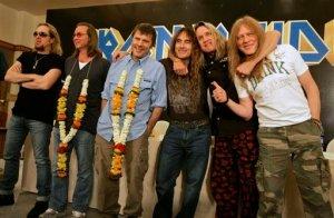 India Iron Maiden