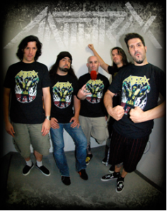 Anthrax 2009