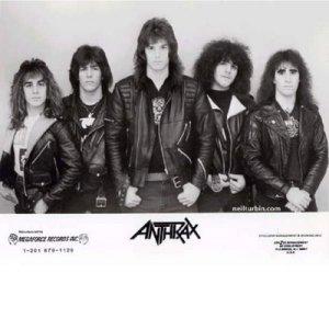 Anthrax '80