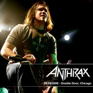Anthrax Live-Dan Nelson