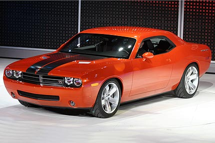 Concept_Dodge_Challenger_frontangle