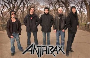 Anthrax with Dan & Belladona