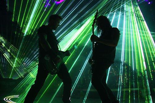 Death Magnetic Tour Setlist
