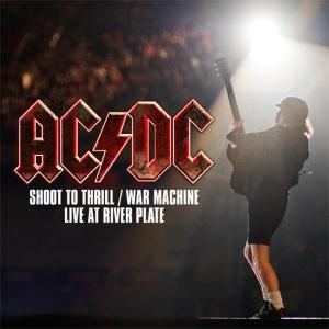 "AC/DC - Shoot To Thrill/War Machine (2011) single de edición limitada en vinilo de 7"" Stt"